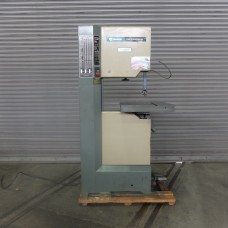 """ROCKWELL 20"""" METAL CUTTING VARIABLE SPEED VERTICAL BAND SAW USA IMMACULATE CONDITION MODEL 28-3X5"""