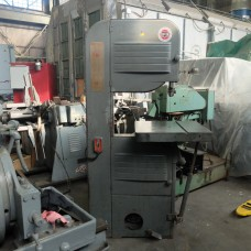 """Delta 20"""" Vertical Band Saw Wood Metal Variable Speed Model 28-500 Single Phase"""