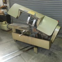 "KALAMAZOO HORIZONTAL BAND SAW MODEL H9AW 9"" x 16"" CAPACITY SINGLE PHASE USA CUT OFF SAW"