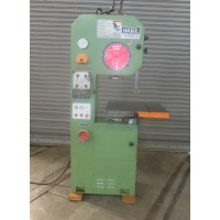 DAKE JOHNSON V-16 VERTICAL BAND SAW WITH WELDER