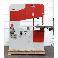 "DAKE JOHNSON V-40 40"" CAPACITY VARIABLE SPEED VERTICAL BAND SAW WITH BLADE WELDER"