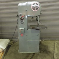 """DO ALL 16"""" VARIABLE SPEED VERTICAL BAND SAW MODEL 1612-0 WITH BLADE WELDER GRINDER"""