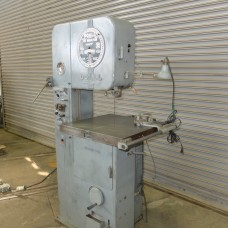 "DO ALL 16"" VARIABLE SPEED VERTICAL BAND SAW MODEL ML WITH BLADE WELDER GRINDER"