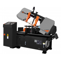 Cosen C-260NC Fully Programmable Automatic Hydraulic Band Saw; with Touch Screen Technology