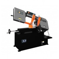 "COSEN MH-1016JA HORIZONTAL BAND SAW 10"" ROUND CAPACITY 2 HP WITH COOLANT"