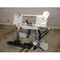 WELLSAW PORTABLE CONVERTABLE HORIZONTAL BAND SAW MODEL 58BW USA 2015 MINT CONDITION