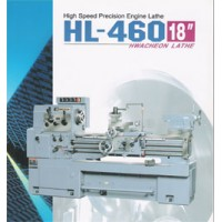 "WHACHEON 18""X40"" LATHE MODEL HL-460"