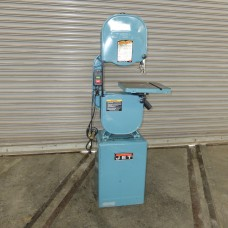 "JET 14"" VERTICAL BAND SAW MODEL JWBS-14CS SINGLE PHASE WOODWORKING LOW HOURS MFG. IN TAIWAN"
