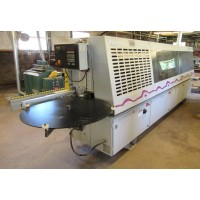 BRANDT OPTIMATE MODEL KD-77C EDGEBANDER WITH CORNER ROUNDING 1998