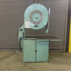 "OLIVER VERTICAL BAND SAW MODEL 115D 38"" CAPACITY HEAVY DUTY USA"